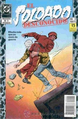 EL SOLDADO DESCONOCIDO Nº2 (Tebeos y Comics - Zinco - Otros)