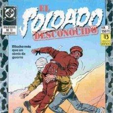 Cómics: EL SOLDADO DESCONOCIDO Nº2. Lote 36559753