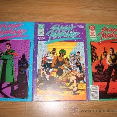 Cómics: SLASH MARAUD 1-3 (ZINCO, 1990). Lote 36884862