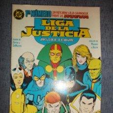 Cómics: LIGA DE LA JUSTICIA Nº 1 (DE 54). Lote 36983373