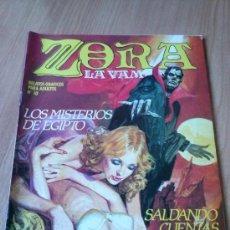 Cómics: ZORA, LA VAMPIRA Nº 10. Lote 151573585