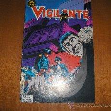 Cómics: DC VIGILIANTE NUMERO 16. Lote 37096621