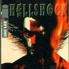 Cómics: TEBEOS-COMICS GOYO - HELLSHOCK - ALBUM - JAE LEE - IMAGE *EE99. Lote 37152403
