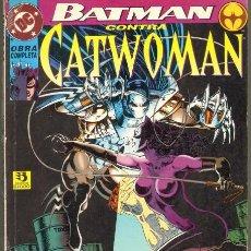 Cómics: TEBEOS-COMICS GOYO - BATMAN CONTRA CATWOMAN - ALBUM ZINCO - OBRA COMPLETA *BB99. Lote 37152588