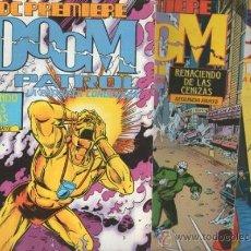 Cómics: DC PREMIERE Nº 14,15 Y16.DOOM PATROL RENACIENDO DE LAS CENIZAS.GRANT MORRISON.ZINCO. Lote 37338258
