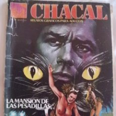 Cómics: CHACAL Nº 19. Lote 37269086