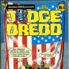 Cómics: JUDGE DRRED Nº 4. Lote 37292657