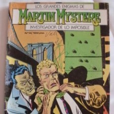 Comics: MARTIN MYSTERE Nº 14 ZINCO. Lote 37298001