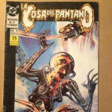 Cómics: LA COSA DEL PANTANO - Nº 8 - EDIC. ZINCO / AÑO 1990. Lote 37408831