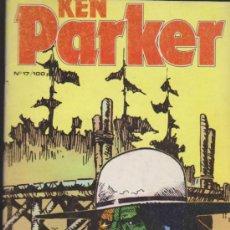 Cómics: KEN PARKER. LOTE DE 3 EJEMPLARES 11, 12 Y 16.. Lote 37567286