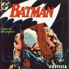 Cómics: BATMAN JUSTICIA CIEGA COLECCION COMPLETA DE 3 NUMEROS. Lote 37727726