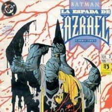 Cómics: BATMAN - LA ESPADA DE AZRAEL Nº3. Lote 37799341
