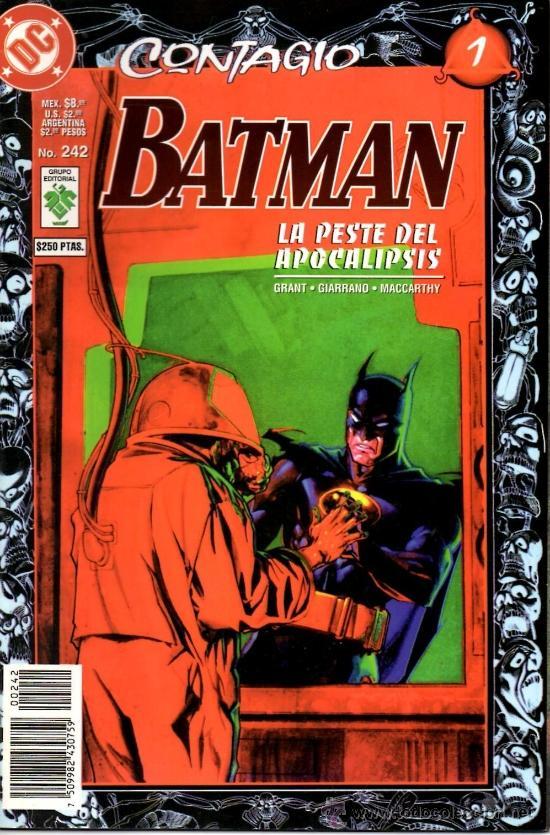 BATMAN (EDITORIAL VID) Nº242 (Tebeos y Comics - Zinco - Batman)