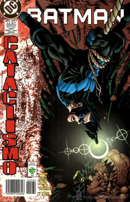 BATMAN (EDITORIAL VID) Nº284 (Tebeos y Comics - Zinco - Batman)