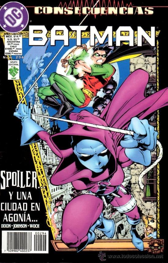 BATMAN (EDITORIAL VID) Nº294 (Tebeos y Comics - Zinco - Batman)