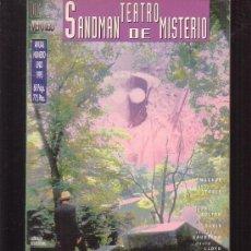 Cómics: SANDMAN TEATRO DE MISTERIO ANUAL NUMERO 1 - EDITA : ZINCO DC. Lote 37827615