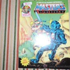 Fumetti: MASTERS DEL UNIVERSO Nº 10 ZINCO . Lote 38027980