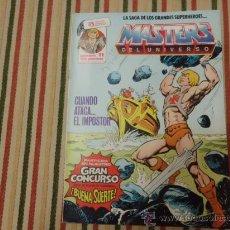 Comics: MASTERS DEL UNIVERSO Nº 11 ZINCO . Lote 38027987