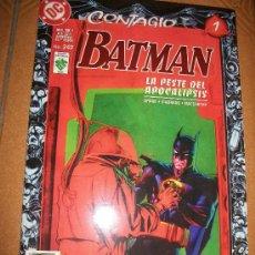 Cómics: BATMAN - CONTAGIO 1 - DC - Nº 242. Lote 38089601