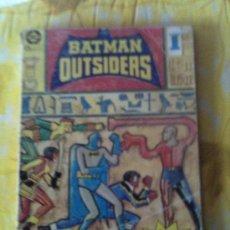 Cómics: BATMAN OUTSAIDER Nº 11 AL Nº 15. Lote 38149820