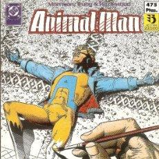 Cómics: ANIMAL MAN - RETAPADO 6 AL 10 - EDICIONES ZINCO - DC - 1989. Lote 151681434