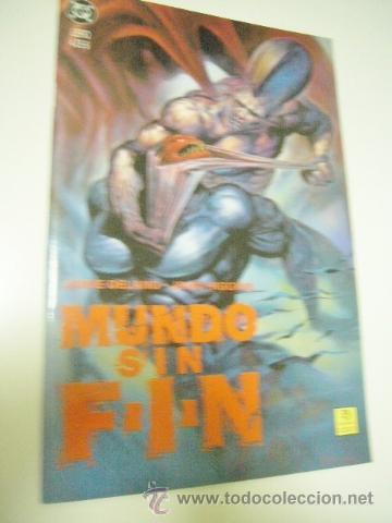 MUNDO SIN FIN - DELANO HIGGINS - 4 DE 6 - DC ZINCO C9 (Tebeos y Comics - Zinco - Prestiges y Tomos)