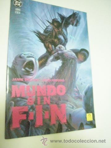 MUNDO SIN FIN - DELANO HIGGINS - 2 DE 6 - DC ZINCO C9 (Tebeos y Comics - Zinco - Prestiges y Tomos)
