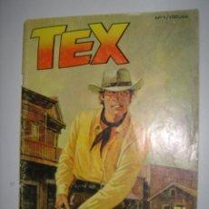 Cómics: TEX EL MENSAJE DE LOS DAKOTAS SAMAÑO 1983 Nº1. Lote 38239884