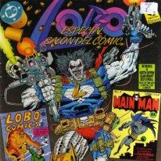 Lobo especial salon del comic - CJ23