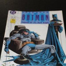 Cómics: LEYENDAS DE BATMAN 18 ZINCO. Lote 38336137