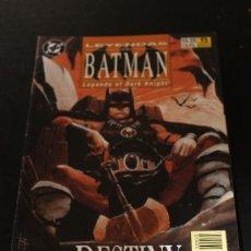 Cómics: LEYENDAS DE BATMAN 35 ZINCO. Lote 38351698