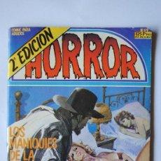 Cómics: COMIC HORROR Nº 49. EDICIONES ZINCO. Lote 38388205