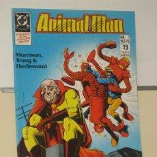 Cómics: ANIMAL MAN Nº 7 EDICIONES ZINCO OFERTA. Lote 131257927
