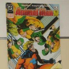 Cómics: ANIMAL MAN Nº 8 EDICIONES ZINCO OFERTA. Lote 131257702