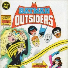 Cómics: COMIC : BATMAN Y LOS OUTSIDERS Nº 15. ( DC - ZINCO ). Lote 38529120