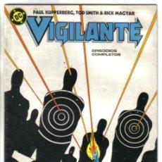 Cómics: VIGILANTE Nº 20. LITERACOMIC.. Lote 38534385