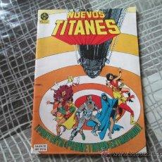 Cómics: NUEVOS TITANES 10. Lote 38739220