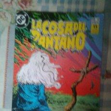 Cómics: COSA DEL PANTANO, LA- SAGA ´LA MUERTE DE LA COSA`- Nº 4 - ALAN MOORE-RICK VEITCH-1991-ESCASO-0650. Lote 198985386
