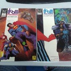 Comics: DOOM PATROL : LA PATRULA CONDENADA ¡ 2 TOMOS MINISERIE COMPLETA ! GRANT MORRISON - ZINCO. Lote 38870161