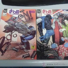 Comics: DOOM PATROL : EL CULTO DEL LIBRO NO ESCRITO ¡ 2 TOMOS MINISERIE COMPLETA ! GRANT MORRISON - ZINCO. Lote 52638208