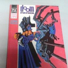 Comics: DOOM PATROL : LOS HOMBRES DE NADIE LIBROS DOS Nº 2 / GRANT MORRISON - ZINCO N.A.D.I.E.. Lote 38870262