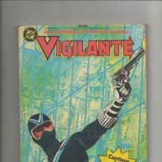 Cómics: VIGILANTE.RETAPADO CON 5 NÚMEROS DEL 16 AL 20 - DC COMICS - ZINCO . Lote 38930650