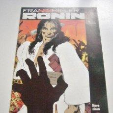 Cómics: RONIN Nº 5 FRANK MILLER ZINCO C41. Lote 55888991