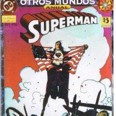 Fumetti: SUPERMAN ANUAL 1. ZINCO (C/A24). Lote 39122653