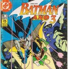 Cómics: BATMAN AÑO 3. NUMERO 2. ZINCO. Lote 39128859