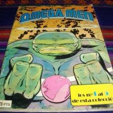 Cómics: ZINCO RETAPADO OMEGA MEN NºS 1 AL 5. 275 PTS. 1984. .. Lote 39400580