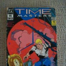 Cómics: DC COMICS - TIME MASTERS OBRA COMPLETA (EDIC. ZINCO) Nº 1 AL 8. Lote 39580450