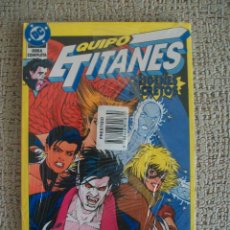 Cómics: DC CÓMICS - EQUIPO TITANES ORÍGENES SECRETOS NUEVO Y PRECINTADO (EDICIONES ZINCO). Lote 39700790