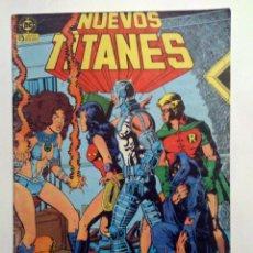 Cómics: NUEVOS TITANES VOL. 1 # 16 (ZINCO). Lote 39639321