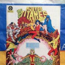 Cómics: NUEVOS TITANES VOL. 1 # 28 (ZINCO). Lote 39639397